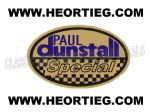 Paul Dunstall Special Tank and Fairing Transfer Decal DDUN4-6
